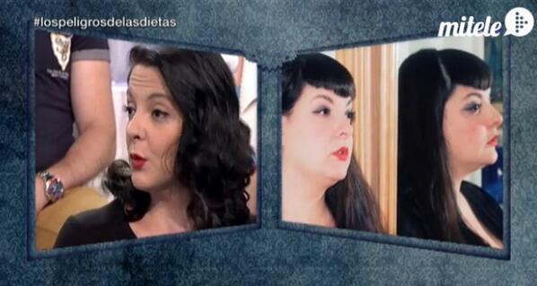 Eva Campos navarro antes y después