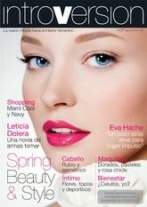 Pierde peso comiendo consciente Eva Campos Navarro en la revista Introversión