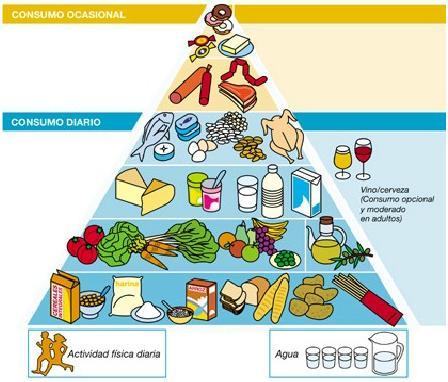 Dieta de la bascula telemadrid